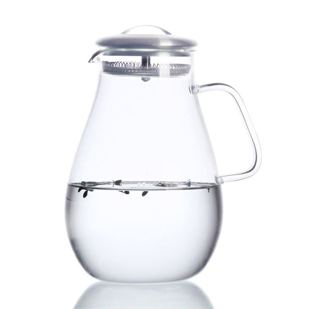 Glass Pitcher With Lid 61 Lid Shop For 61 Lid At New