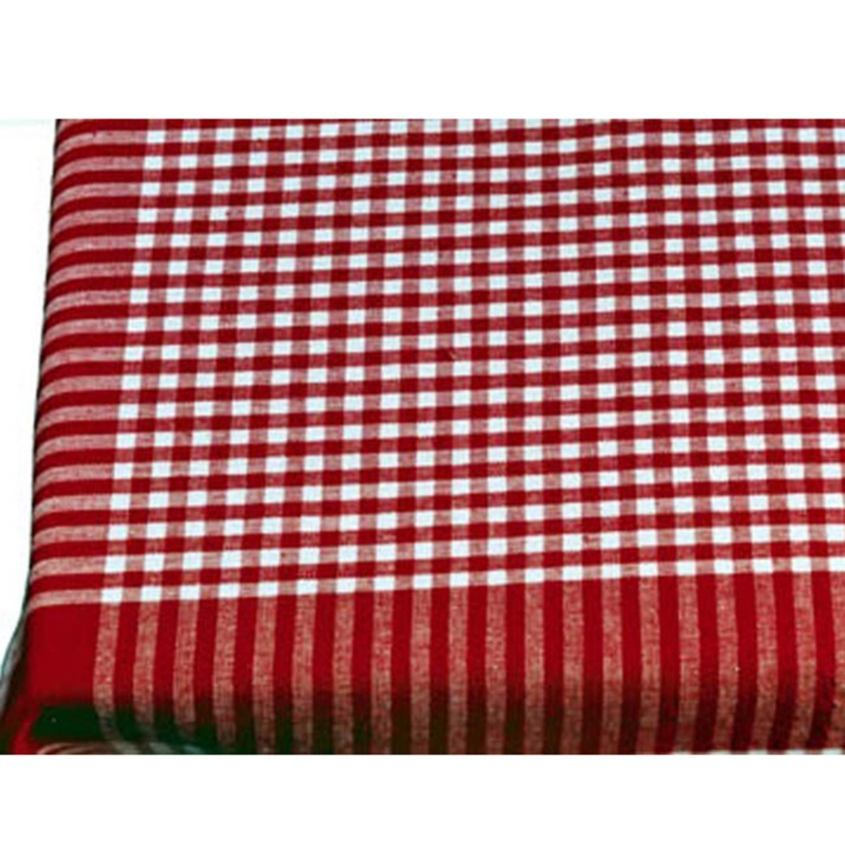 red checkered paper tablecloths Throughout the 20th century red and white checked tablecloths in restaurants sent clear messages to patrons: this restaurant is inexpensive, friendly, and unpretentious.