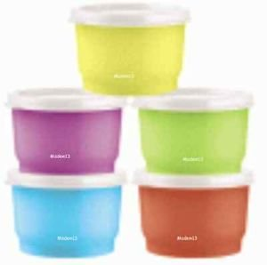 Tupperware Snack Cup Lunch Set Of 5 Kitchen Pipeline