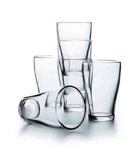 ikea 365 clear glasses set of 6 kitchen pipeline. Black Bedroom Furniture Sets. Home Design Ideas